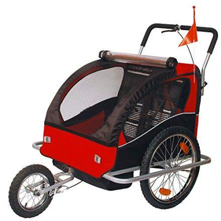 Fahrradanhaenger Kinderfahrradanhaenger mit Jogger 2in1 502 01 440x440 - Fahrradanhänger - praktischer Helfer im Alltag